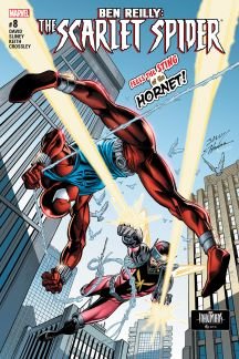 Ben Reilly: Scarlet Spider #8