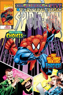 Peter Parker, the Spectacular Spider-Man #262
