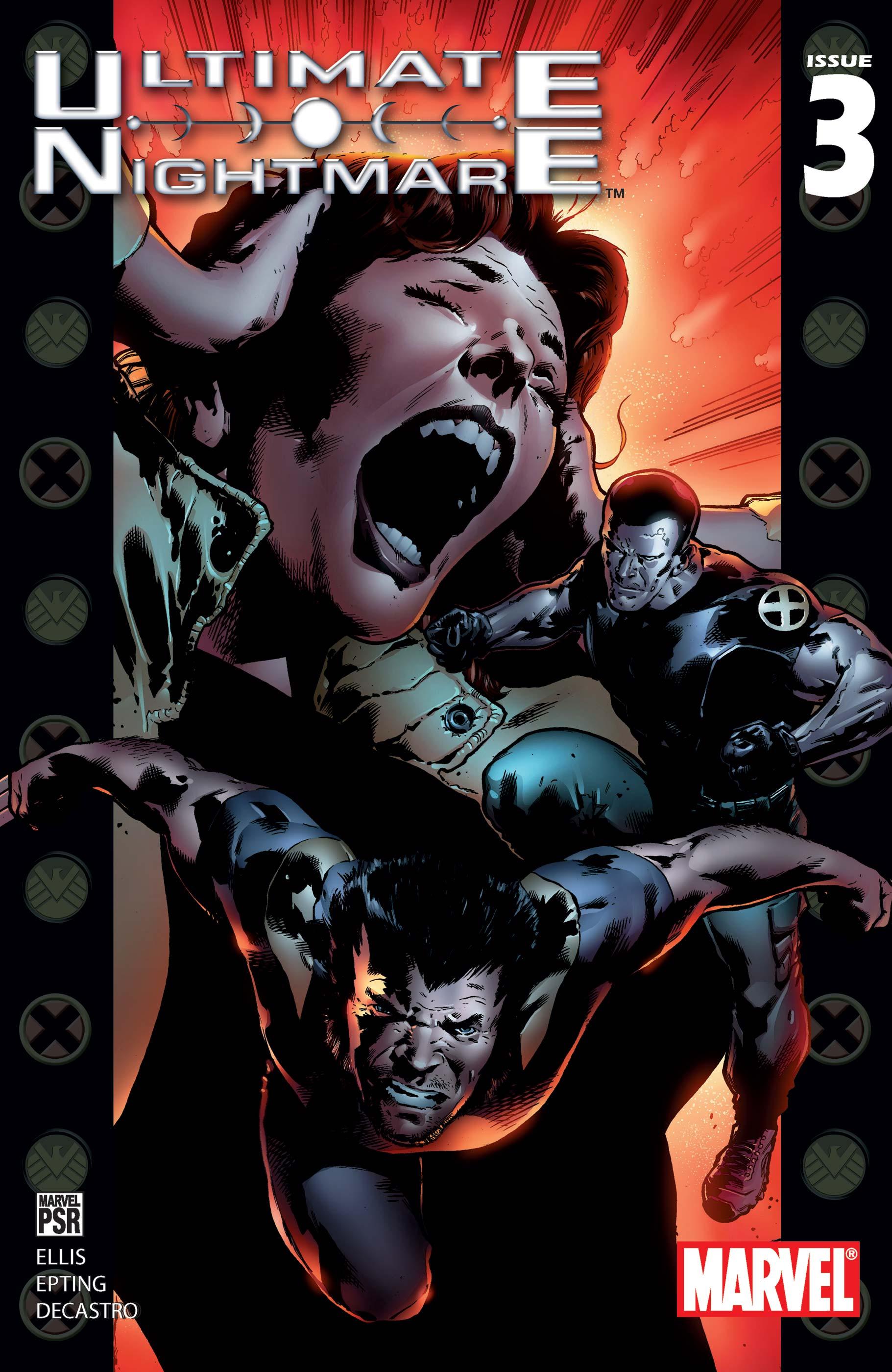 Ultimate Nightmare (2004) #3