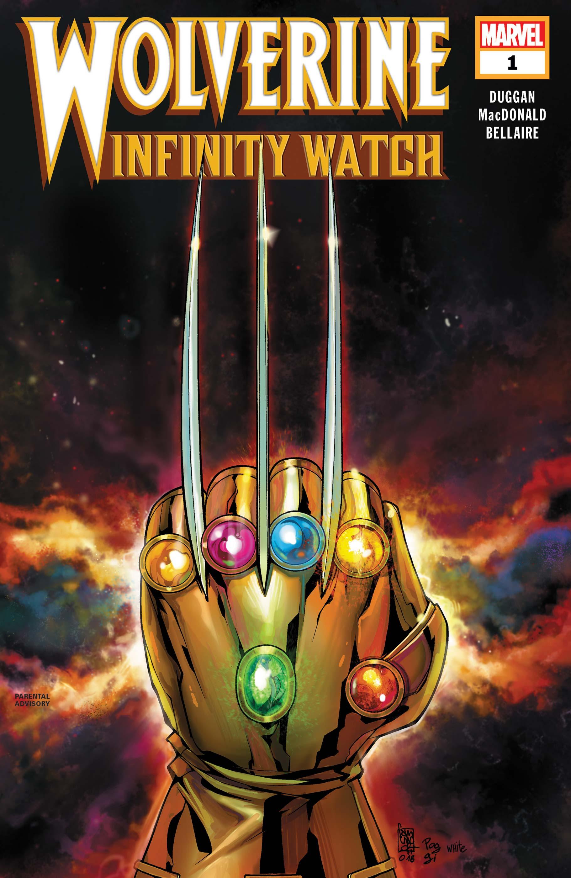 Wolverine: Infinity Watch (2019) #1