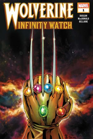 Wolverine: Infinity Watch (2019) #1