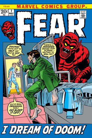 Adventure Into Fear (1970) #7