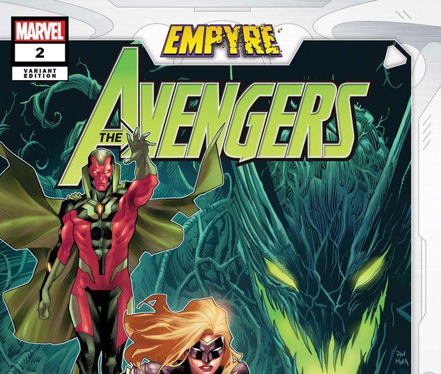 Empyre: Avengers #2
