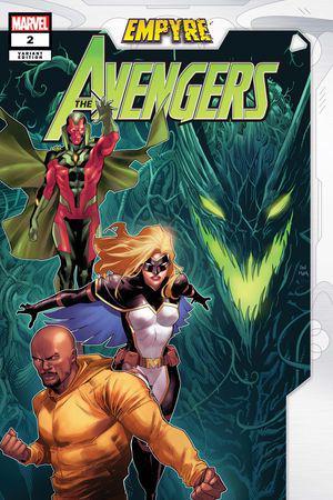 Empyre: Avengers (2020) #2 (Variant)