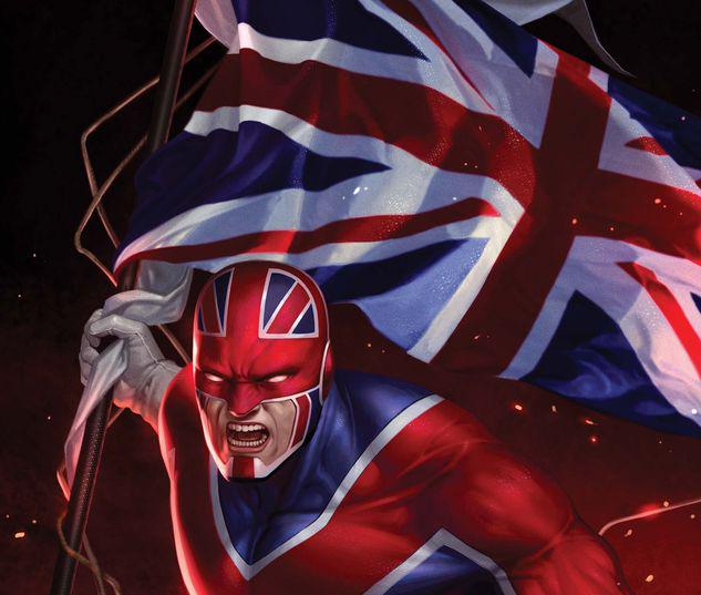 MARVEL TALES: CAPTAIN BRITAIN 1 INHYUK LEE VIRGIN VARIANT #1