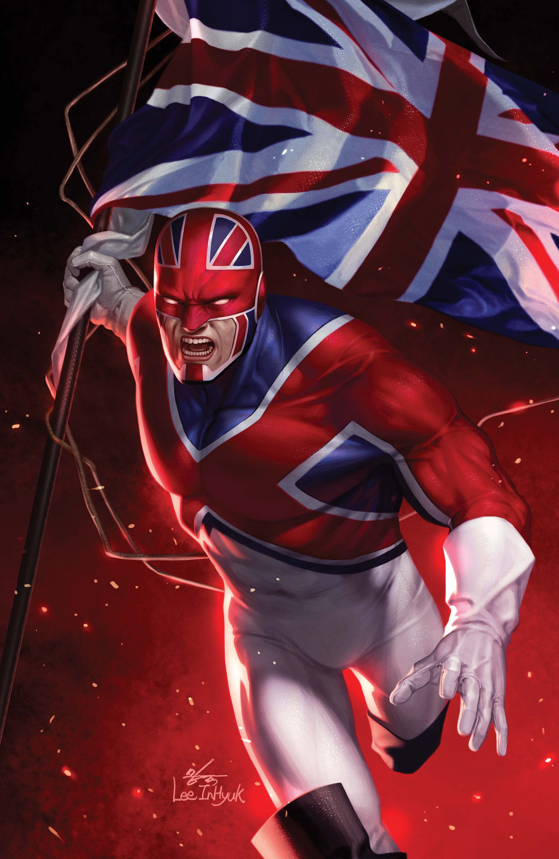 Marvel Tales: Captain Britain (2020) #1 (Variant)