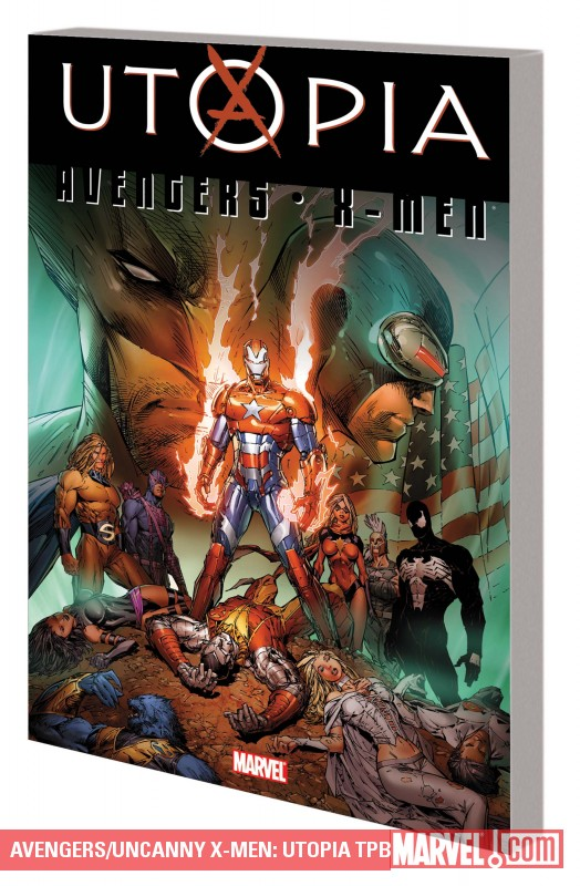 Avengers/Uncanny X-Men: Utopia (Trade Paperback)