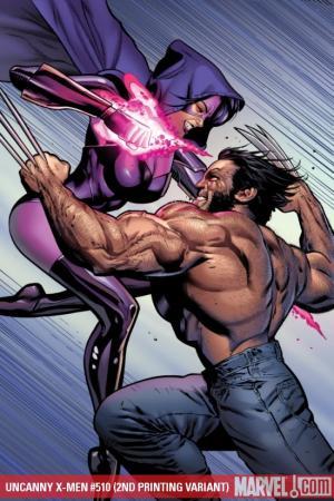 Uncanny X-Men (1963) #510 (2ND PRINTING VARIANT)