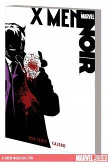 X-Men Noir GN-TPB (Graphic Novel)