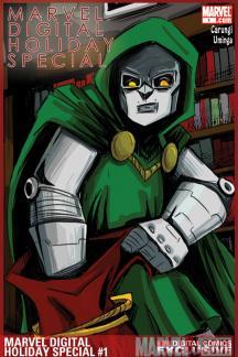 Marvel Digital Holiday Special #1
