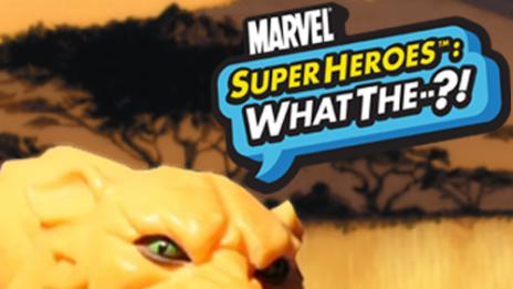Marvel Super Heroes: What The--?! Earth Day