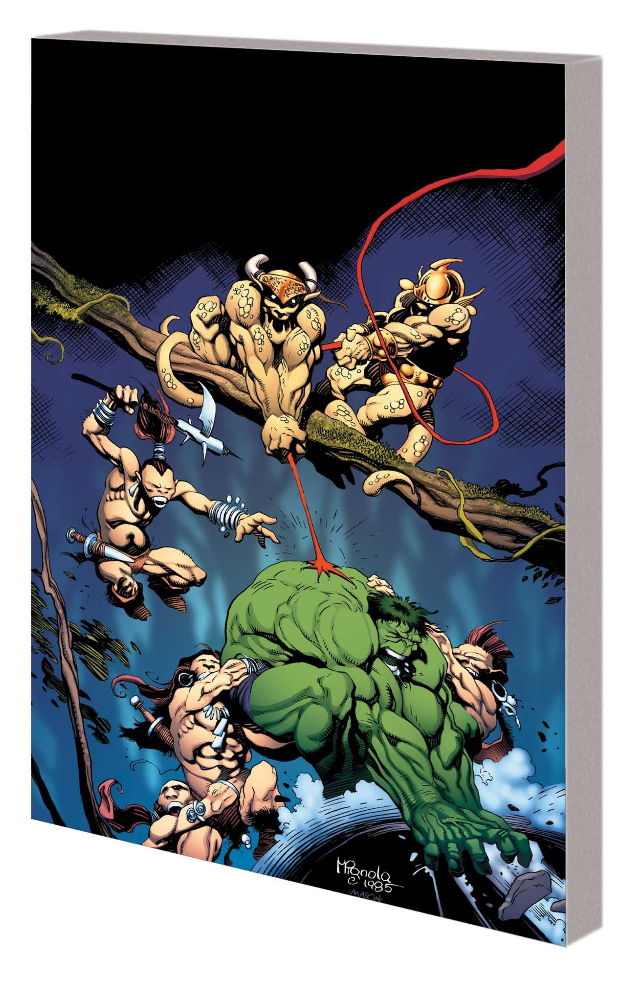 Incredible Hulk: Crossroads (Trade Paperback)