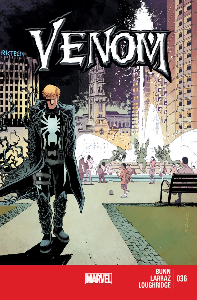 Venom (2011) #36