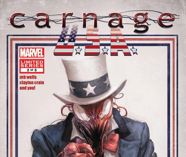 Carnage, U.S.A. (2011) #2