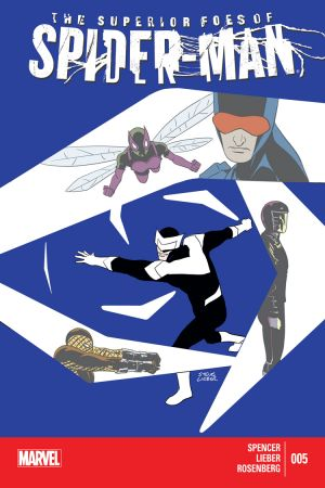 The Superior Foes of Spider-Man (2013) #5