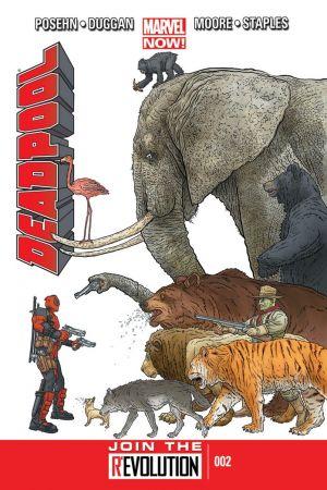 Deadpool (2012) #2