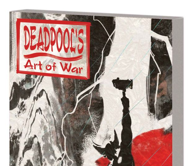 DEADPOOL'S ART OF WAR TPB