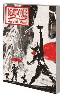 Deadpool's Art of War (Trade Paperback)