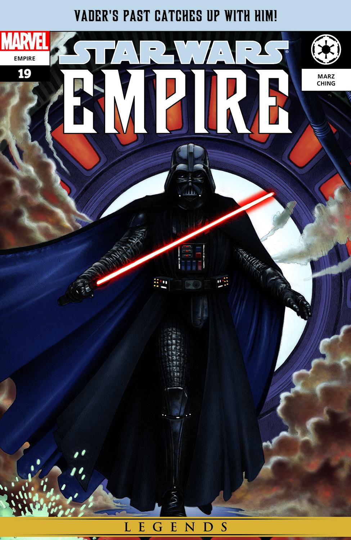 Star Wars: Empire (2002) #19