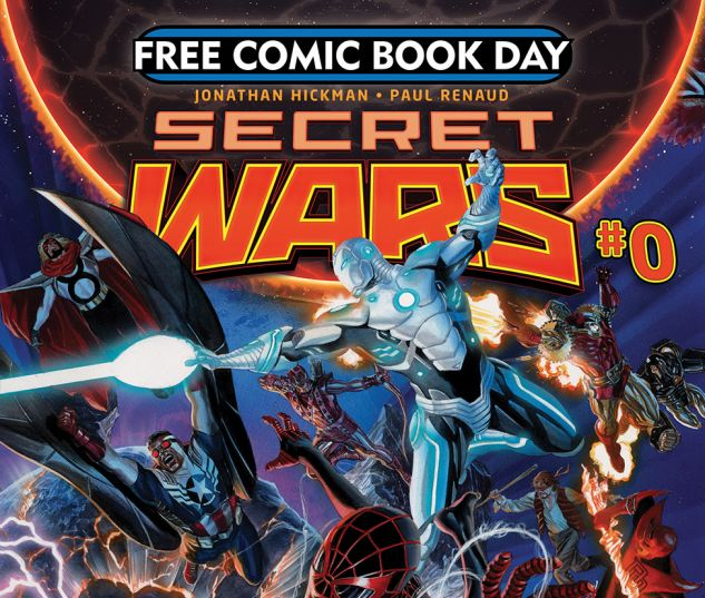 Free Comic Book Day 2015 (Secret Wars) (2015)