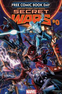 Free Comic Book Day 2015 (Secret Wars) (2015)