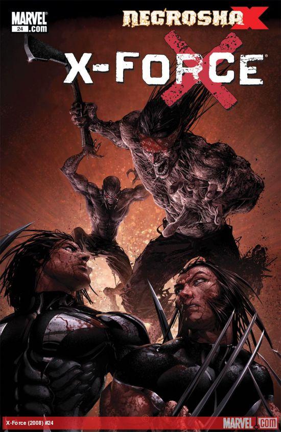 X-Force (2008) #24