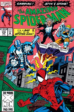 The Amazing Spider-Man #376
