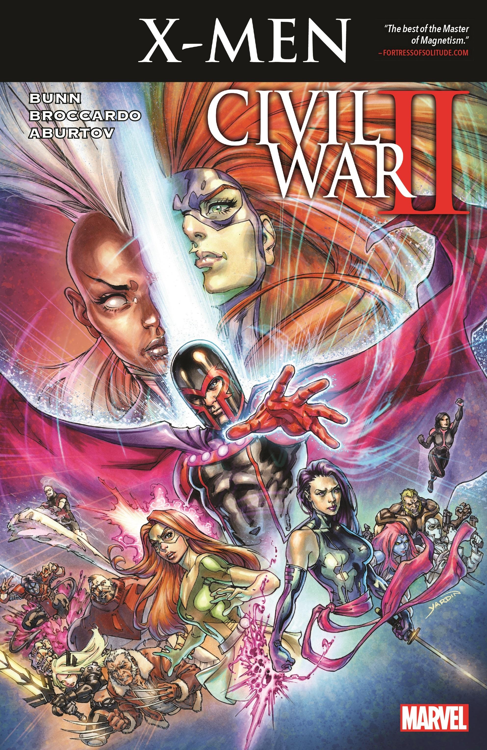 Civil War II: X-Men (Trade Paperback)