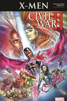 Civil War II: X-Men (Trade Paperback)