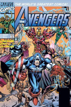 Avengers #11