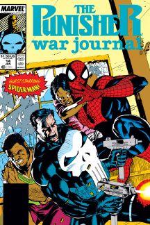 Punisher War Journal (1988) #14