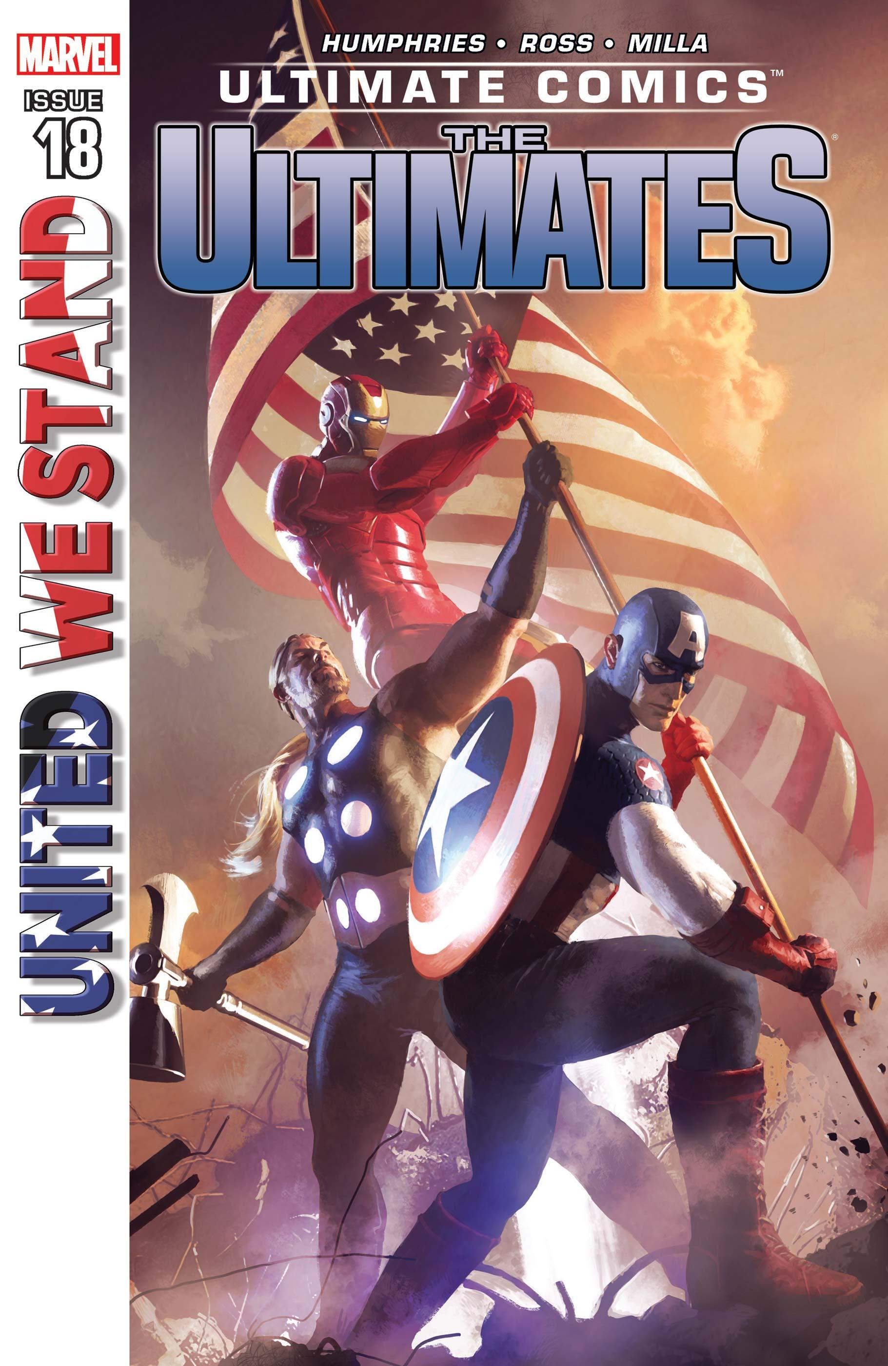 Ultimate Comics Ultimates (2011) #18