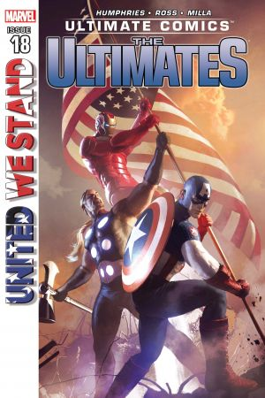 Ultimate Comics Ultimates #18