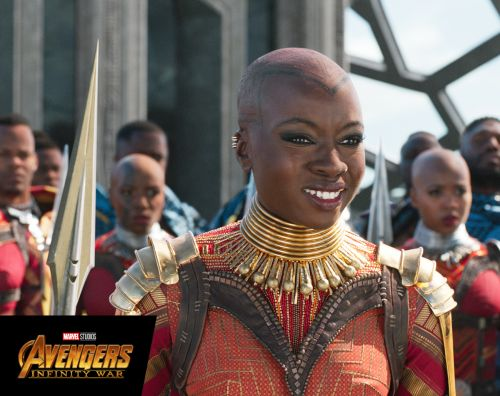 Okoye is not ready to assemble