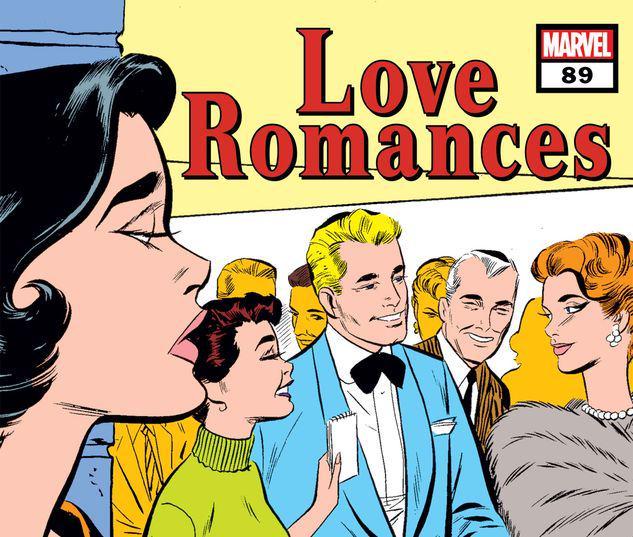 Love Romances #89