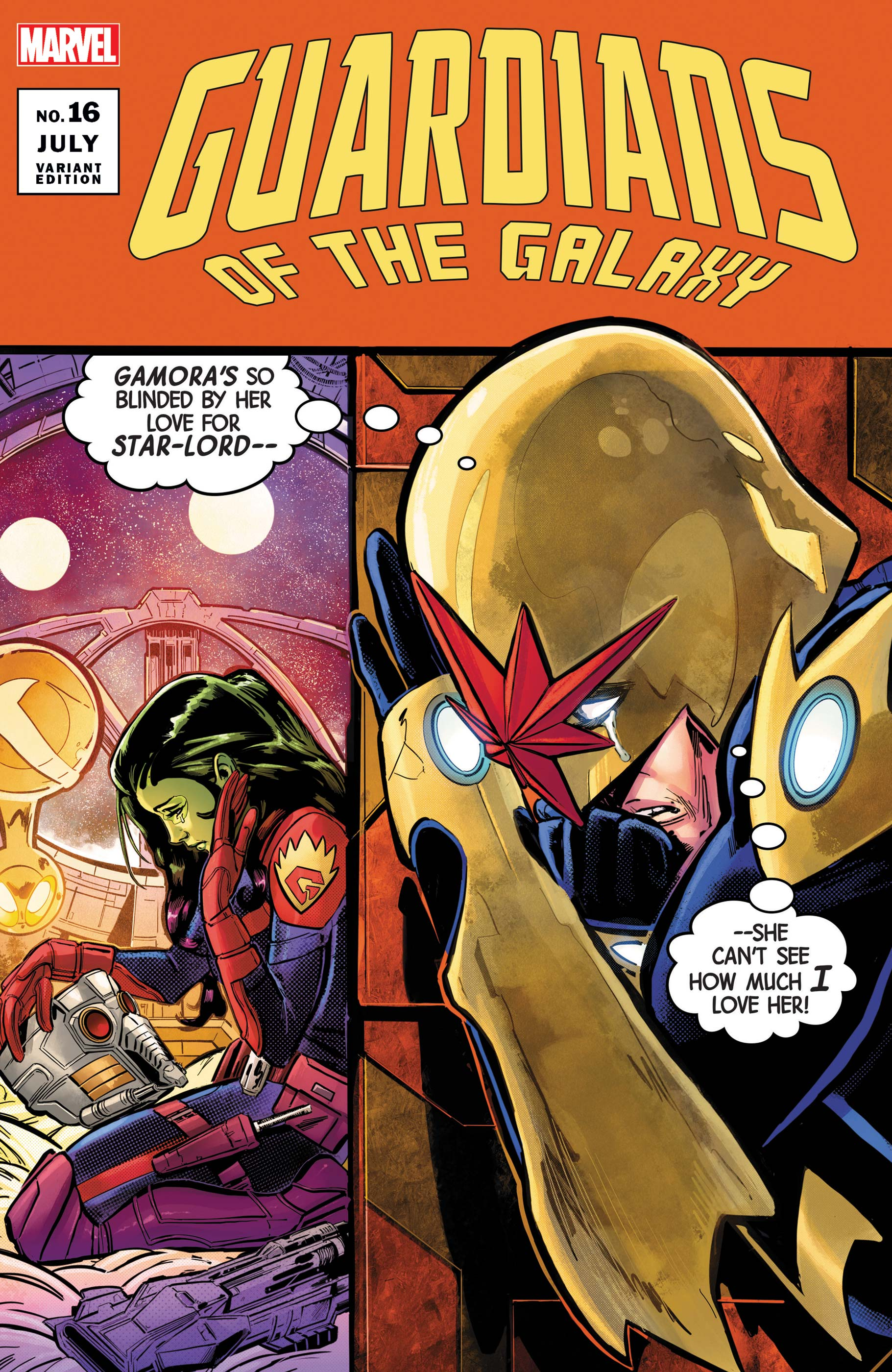 Guardians of the Galaxy (2020) #16 (Variant)