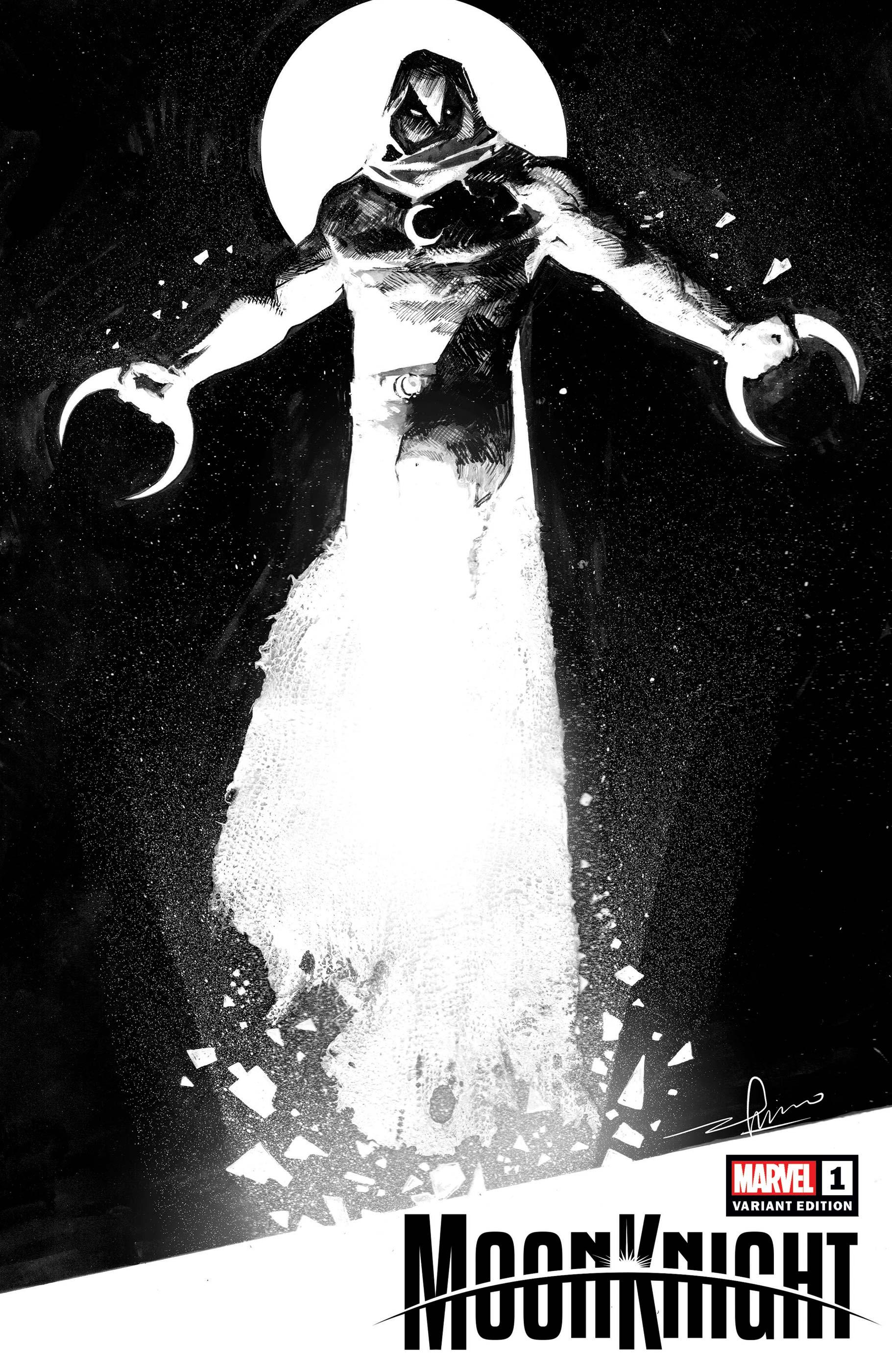 Moon Knight (2021) #1 (Variant)