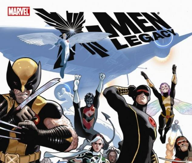 X-Men: Legacy: Emplate (Hardcover)