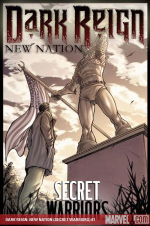 Dark Reign: New Nation (Secret Warriors) (2008) #1