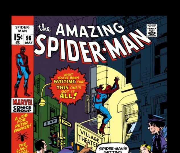 AMAZING SPIDER-MAN #96