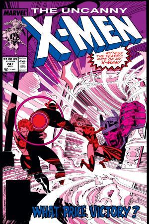 Uncanny X-Men (1963) #247