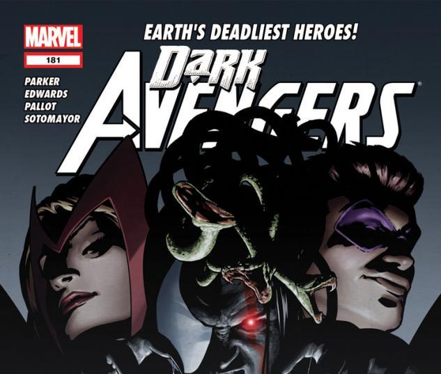 Dark Avengers (2006) #181
