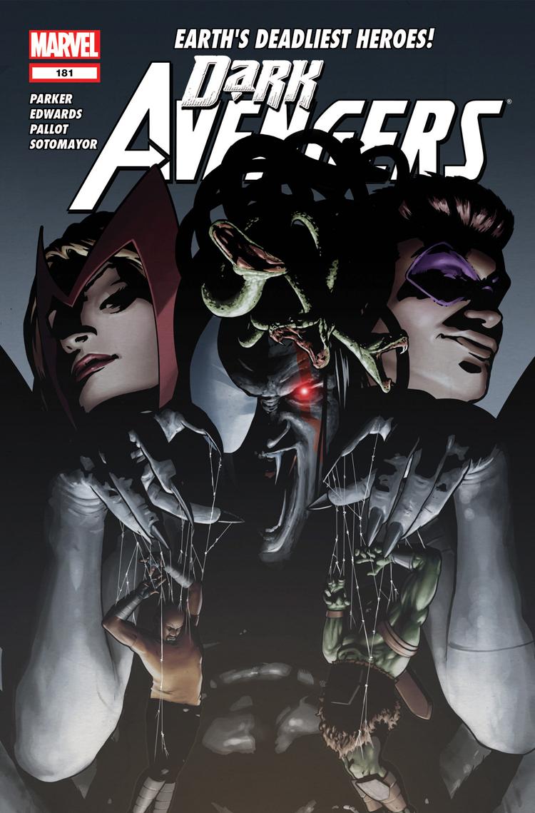 Dark Avengers (2012) #181