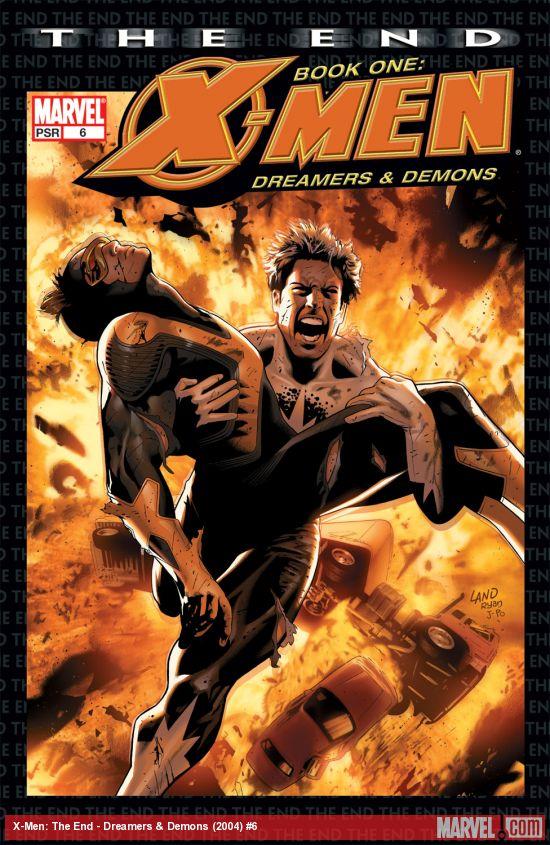 X-Men: The End - Dreamers & Demons (2004) #6