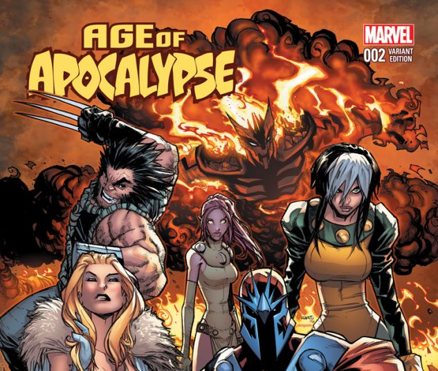 AGE OF APOCALYPSE 2 RAMOS VARIANT (SW, WITH DIGITAL CODE)