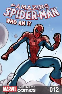Amazing Spider-Man: Who Am I? Infinite Digital Comic #12