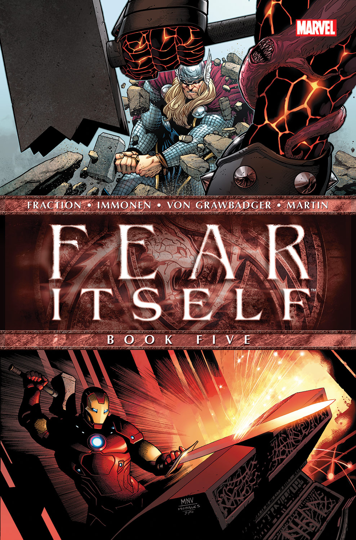 Fear Itself (2010) #5