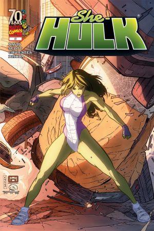 She-Hulk (2005) #37