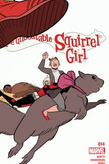 The Unbeatable Squirrel Girl (2015) #14