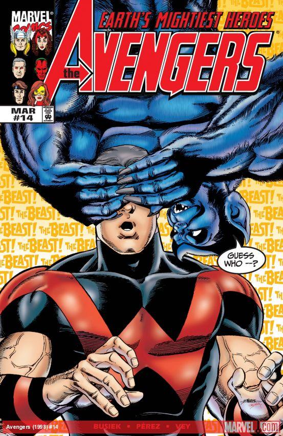 Avengers (1998) #14